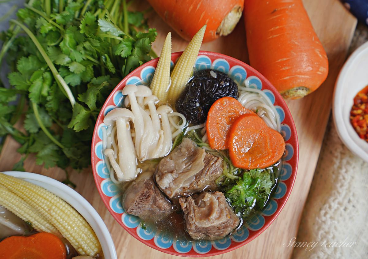 史家庄方便廚房|清燉牛肉湯|懶人清燉牛肉湯食譜|立冬進補、在家月子餐