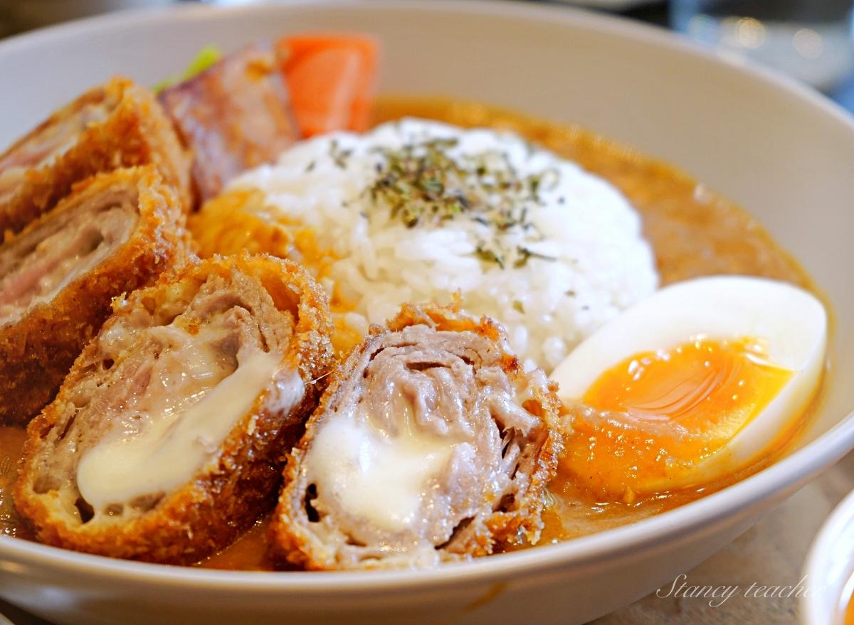 羅本家咖哩|田園炸蝦咖哩|千層起司豬排咖哩|日式唐揚炸雞咖哩|台北車站咖哩飯