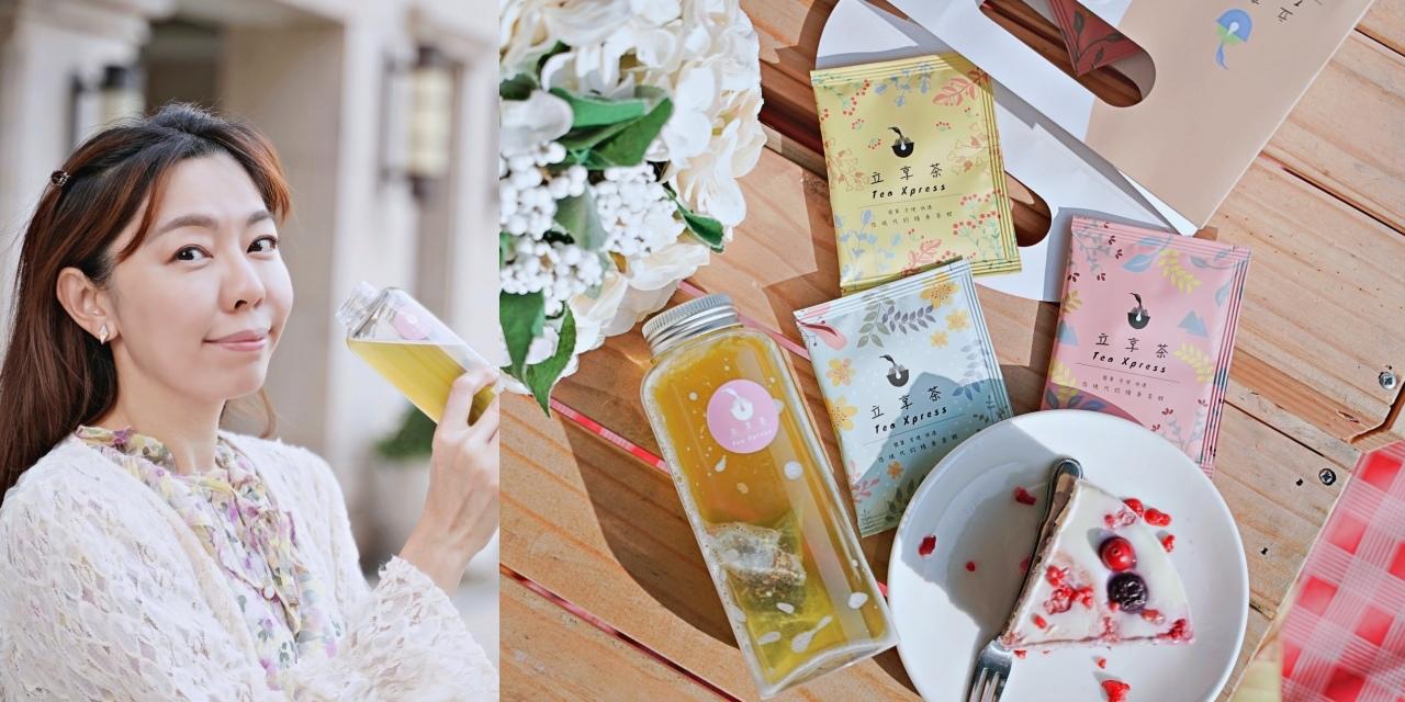 立享茶TeaXpress 即溶式冷泡茶包 年節伴手禮推薦 好喝茶包推薦