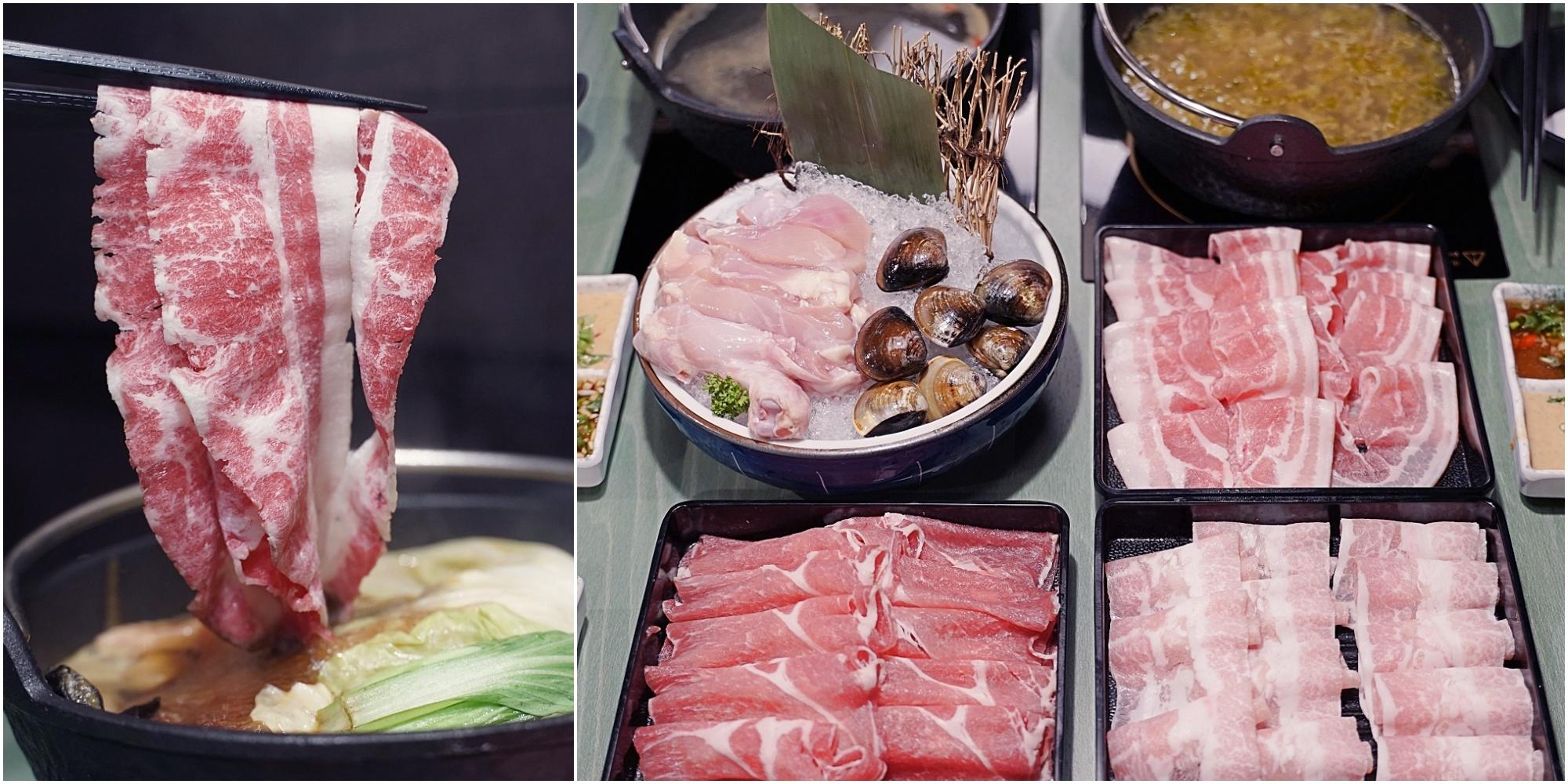 王鍋屋-新京都風味鍋物|獨一無二青花椒酸白菜鍋|經典帶皮黑毛豬Q脆爽口|(菜單、價格)