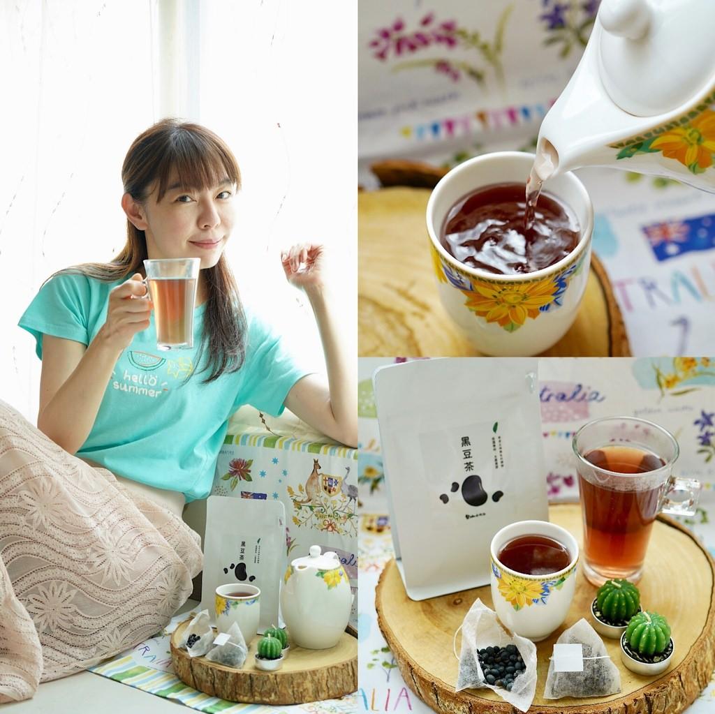 台山禾作社 台灣黑豆低溫慢焙茶 母乳營養補給好幫手