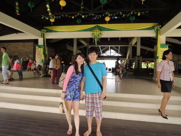 <國外旅遊>住宿篇-香格里拉拉莎利雅度假飯店 Shangri-la Rasa Ria Resort