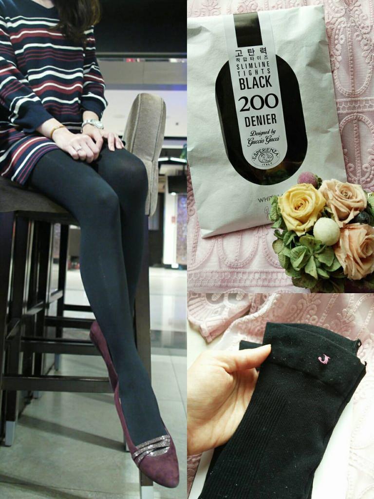義大利絲襪品牌ESPERIENZA*200丹壓力褲襪 舒緩美腿必備